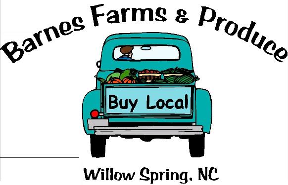 Barnes Farm and Produce Willow Spring North Carolina