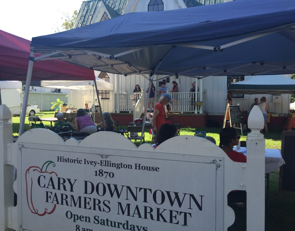 Cary Downtown Farmers Market Cary North Carolina