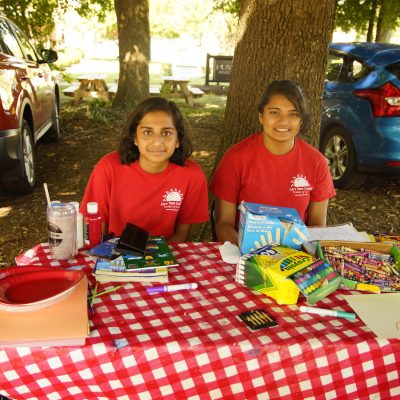 Cary Farmers Market Volunteers