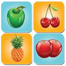 Veggie game sticker